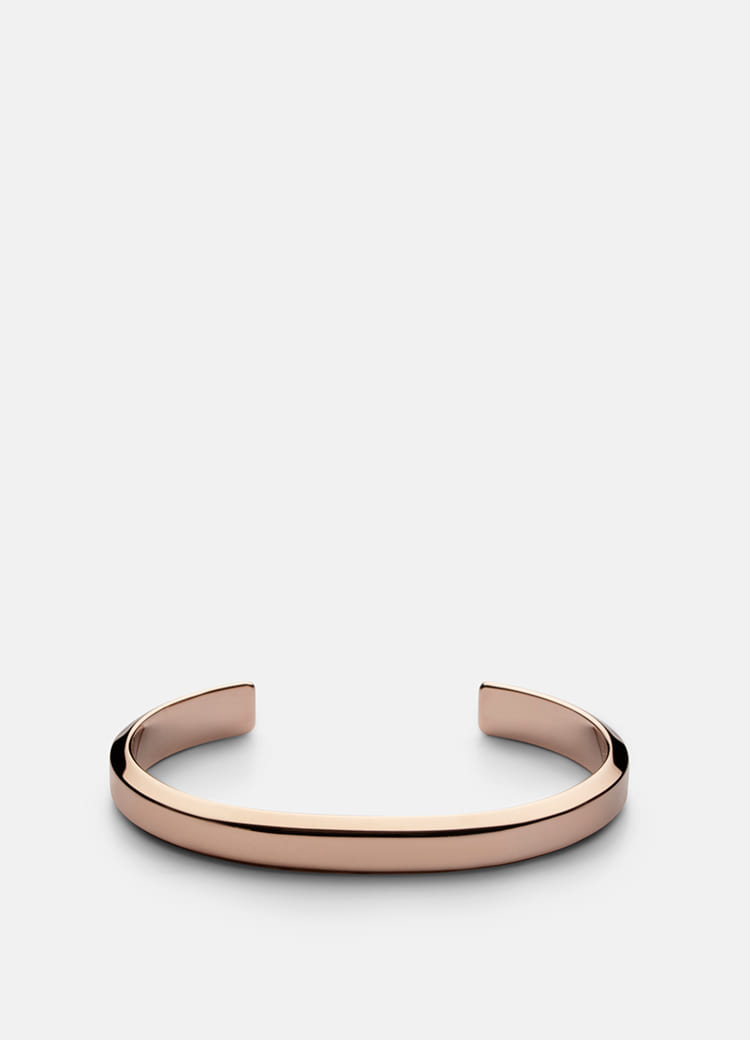 Icon Cuff  - Rose Gold Plated